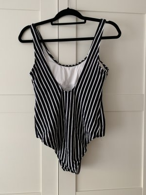 H&M Zwempak wit-zwart