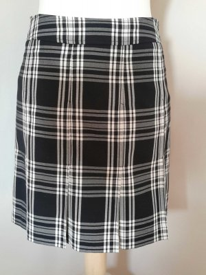 Hirsch Skirt white-black