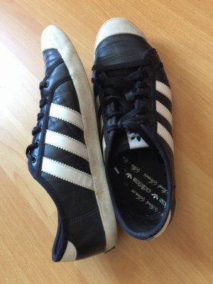 """Schwarz/ weiße Adidas Sneakers """"Sleek Series"""" 39"""
