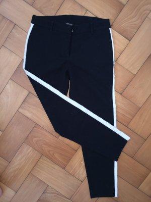 Schwarz weiße Hose