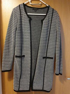 schwarz - weiße Jacke