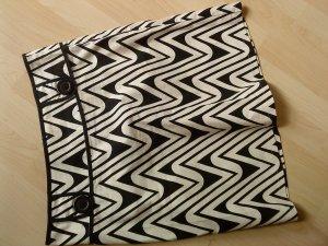 schwarz weißer Sommerrock von Vero moda 38