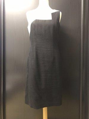 David Meister Cut out jurk zwart-wit