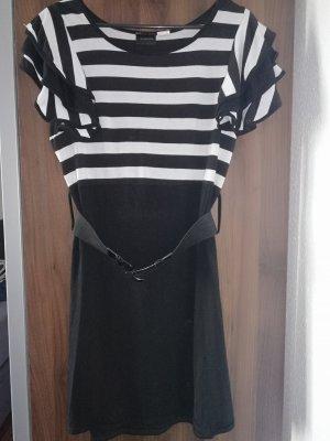 Schwarz - weißes Kleid