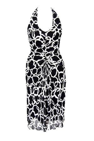 Schwarz-weißes Kleid von Coast