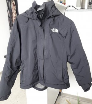 The North Face Raincoat black