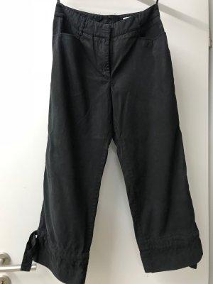 Heine Pantalón pirata negro