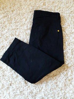 schwarze 3/4 Hose von H&M