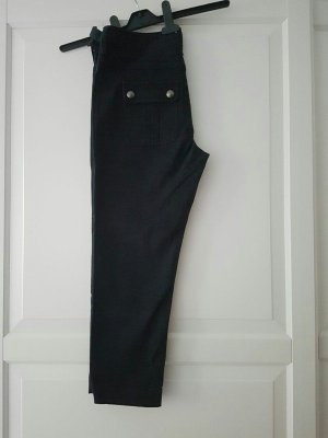 schwarze 3/4 - Jeans