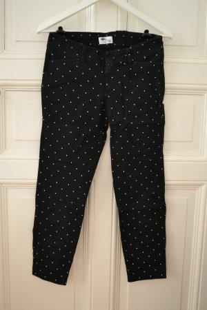 Old Navy 7/8-broek zwart-wit