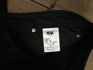 Schwarze 7/8 Hose Mac Jeans Gr. 44