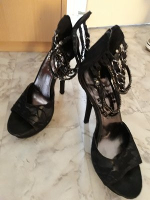 Catwalk Tacones altos negro