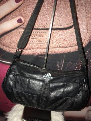 Schwarze Adidas Handtasche