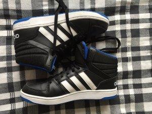 schwarze Adidas Neo Schuhe