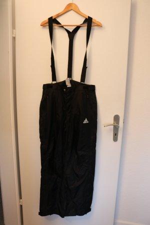 Schwarze Adidas Regenhose (neu)