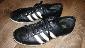 Adidas Scarpa stringata nero-bianco