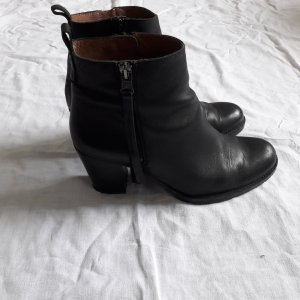 Schwarze Ankle Boots 41 SIXTYSEVEN