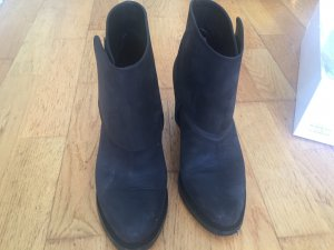 & other stories Booties black leather