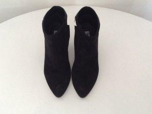 Schwarze Ankleboots von DUNE