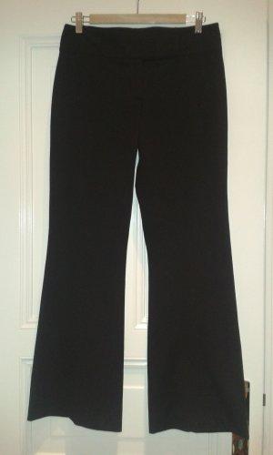 schwarze Anzug Hose in Größe 40