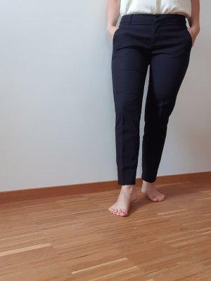 Mango Pantalon zwart