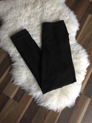 Schwarze Anzughose