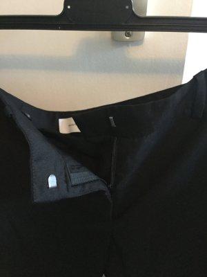 Schwarze Anzughose in Größe 40