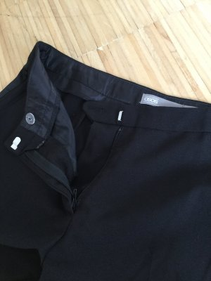 Schwarze anzughose von asos