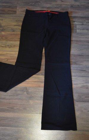Schwarze Anzughose von edc