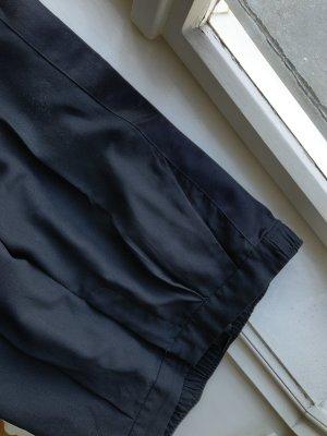 Schwarze Anzugshose