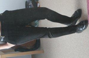 Schwarze Anzugshose von Mango Gr.XS