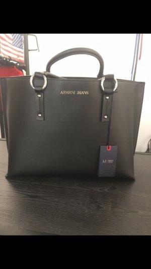 Schwarze Armani Jeans Tasche