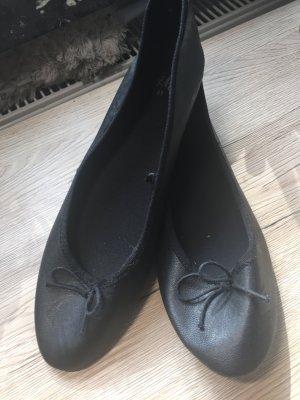 H&M Ballerinas black