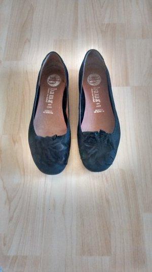 Schwarze Ballerinas von Bama