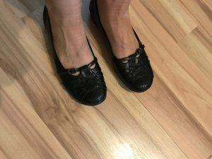 schwarze ballerinas von graceland größe 38 39 neu deichmann Ballerina