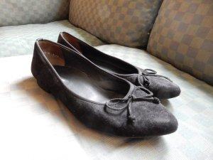 Schwarze Ballerinas von Paul Green, Gr.6