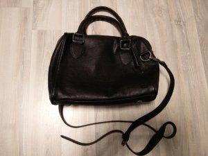 Schwarze Bench-Handtasche