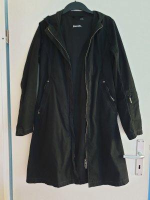 schwarze Bench Jacke
