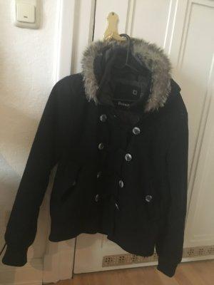 Schwarze Bench Jacke Größe L