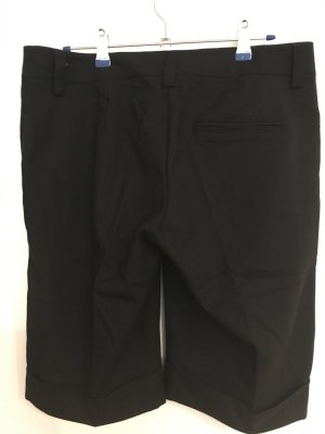 QS by s.Oliver Bermuda noir polyester