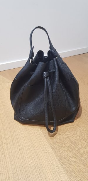 Zara Pouch Bag black