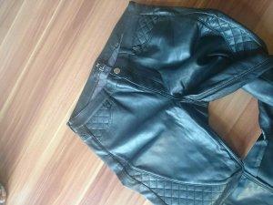 Schwarze Bikerhose vom H&M