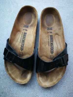 Birkenstock Flip flop sandalen zwart