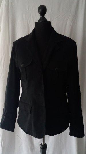 Schwarze Blazer - Jacke