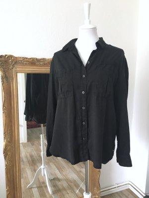 Markenqualität unglaubliche Preise verkauft Schwarze Bluse
