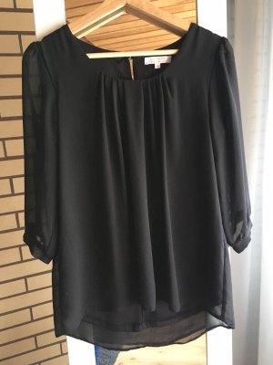 Clockhouse Zijden blouse zwart