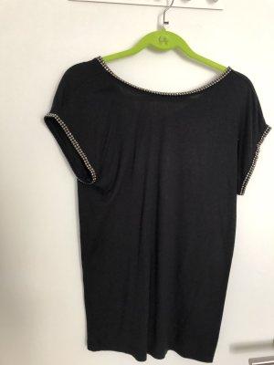 1.2.3 Paris Blusa senza maniche nero