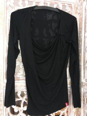 Schwarze Bluse  EDC