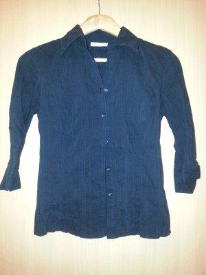 schwarze Bluse Gr. 36