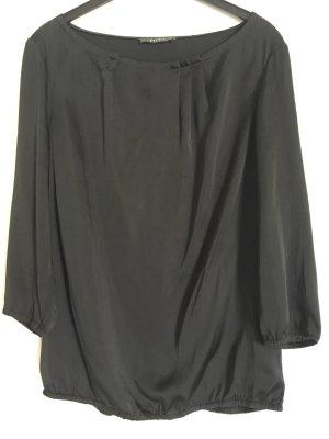Schwarze Bluse Größe 40